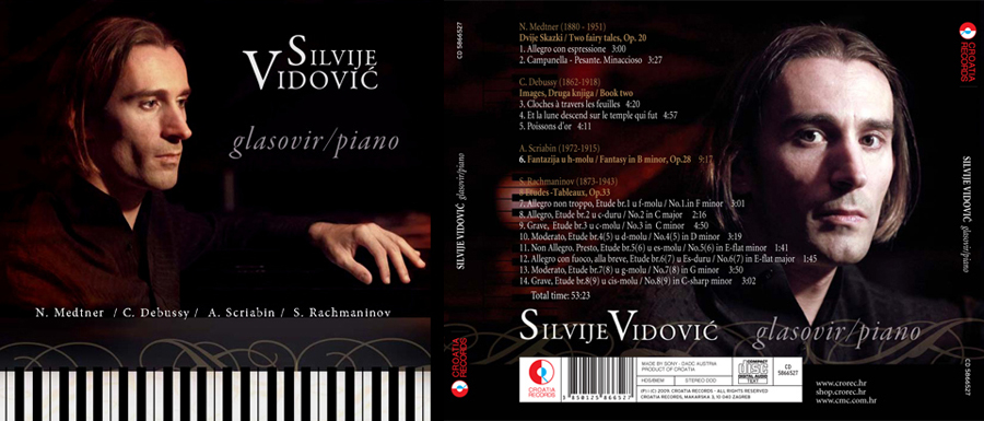 Croatia Records Silvije Vidovic